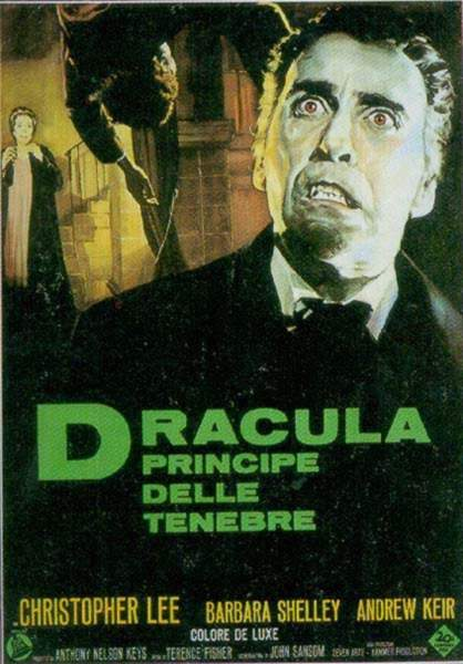 Dr&aacute;cula, Pr&iacute;ncipe de las Tinieblas