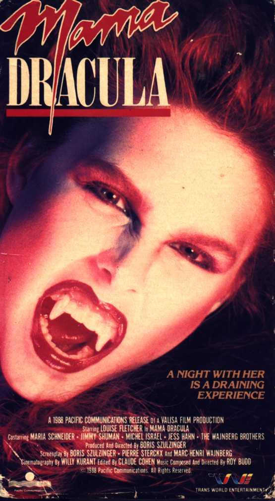 Roy Budd Mama Dracula